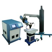 Crane Type Door Handles Laser Welder With CE