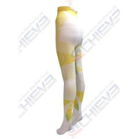 2014 Custom High Quality with Sublimated Printing Lady Fashion Legging
