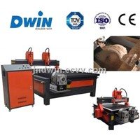 Cylindrical 3D CNC Carving Router DW1325