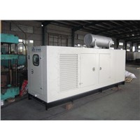 Diesel generator with Soundproof, Hyundai diesel engine Stamford 175kVA in stock