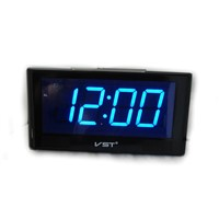 Digital alarm LED clock VST 732-5