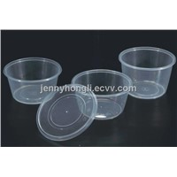 Disposable Lunch Box ,Plastic Container ,Clear Colour ,Food Grade