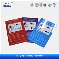 Door Access NFC Paper Card, different shapes and sizes supported