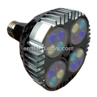 E27 Par38 35W LED Spot Light with Cooling Fan Inside