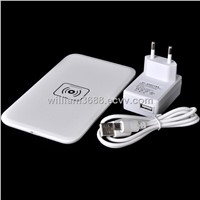 EU Qi Wireless Charger Pad For Nokia Samsung Galaxy S3 S4 Note 2 iPhone 4 4s 5