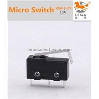 Electrical appliances micro switch