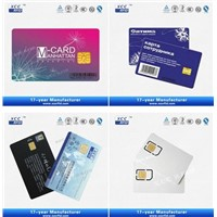 FM 1208 8K CPU Smart Card with COS