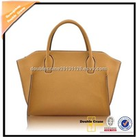 Fashion Design Hot Selling Lady Genuine Leather Tote Bag