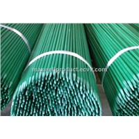 Fiberglass pole and glassfiber stick