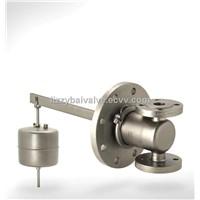 Float Ball Valve/Floating Ball Valve/foot valve/stainless steel ball valve/pvc ball valve