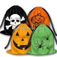 For Halloween polyester gift bag