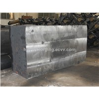 Forged Low Carbon Steel Block for precision die casting moulds