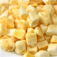 Freeze Dried Mango Diced Wholesale Online Cheap Freeze Dried Food Dried Mango Dices Dehydrated Fruit