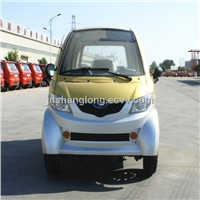 Front Drive 3 Seats Electric Car