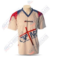 Full Polyester Sublimation Soccer Uniforms for Sporters