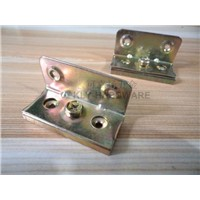 Furnoture hardware,2inch brackets,supports,bed hardware fitting