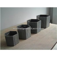 GRC flower pot  and cement planter