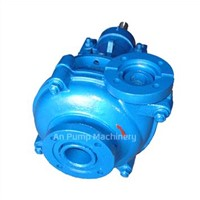Gold mine slurry pump