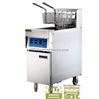 Gungho commercial electric deep fryer for hotel and restaurant