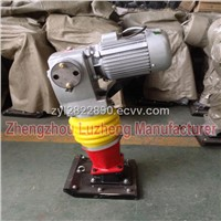 HZR160/200 ELECTRIC GASOLINE VIBRATING PLATE COMPACTOR