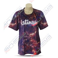 Hot Sell Mens tTShirt with Beautiful Printed Custom Sublimated