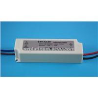IP67 waterproof led strip power supply 12V 30W STV-12-30