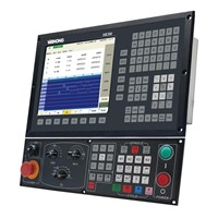 Integrated CNC system NK300A