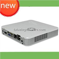 Intel Mini PC, thin client,pc station,mini host with Windows 7/ Linux/ windows XP OS: ELE-X3700M