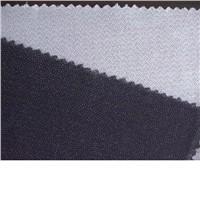 Interlining knitted interlining warp insert knitted interlining for garment