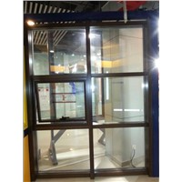LMMQ160 Aluminium-wood curtain wall