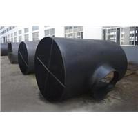 Large diameter butt weld tee fitting supplier |