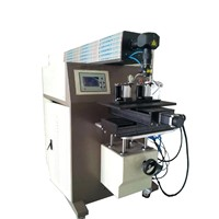 Lithium Battery Laser Spot Welding Machine With CE