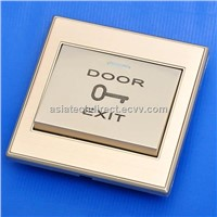 ML-EB07 Plastic Exit Button/Wall Switch/Door Push Exit Button/Door Exit Push Button