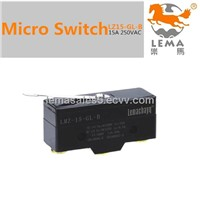 Micro rocker switch limit switch