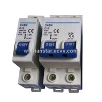 Mini Circuit Breaker (DZ47 MCB)