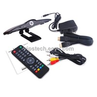 Multi Android TV box with camera and MIC, video conference supported