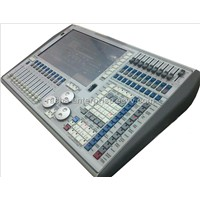 New 6.0 Tiger Touch Dmx Controller with Flight Case-Titan 6.0 Operating System, LCD Touch Screen