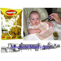 Nutritional baby powder food making machine