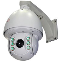 Onvif v2.0 compatible with night vision 18X optical zoom 1080P HD Network IR Remote High Speed Dome