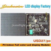p4 Indoor Full Color LED Display Board with Vivid Color Cabinet Screen Panel