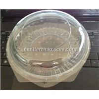 PET Box,Food Containers,Hamburger Packing Box,Wide Sizes,CMYK LOGO