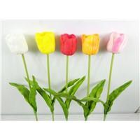 PU small single tulips