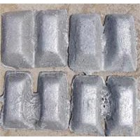 Pig iron for steel making and foundry.
