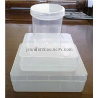 Plastic Box,Plastic Clear Container,Gift Packaging Box,New Logo Design and Finish