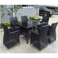 Rattan Furniture Dining Set