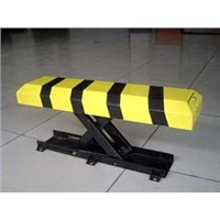 Remote control parking position lock/barrier/carport space protector