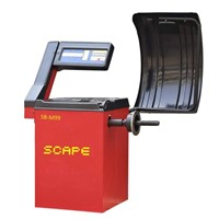 SCAPE Auto Wheel Balancer With CE SB-M99