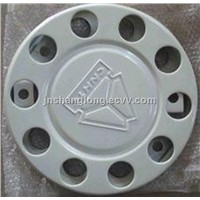 Sinotruk Spare Parts HOWO Tire Cover