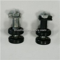 Sliding door wheels bearing for balcony