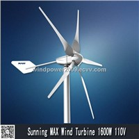 Small Wind Turbine (MAX 1600W)